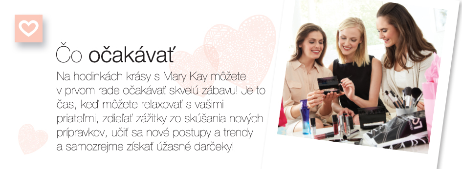 At your Mary Kay party, you can expect to earn fabulous rewards, have fun with friends, pamper your skin and play with color.