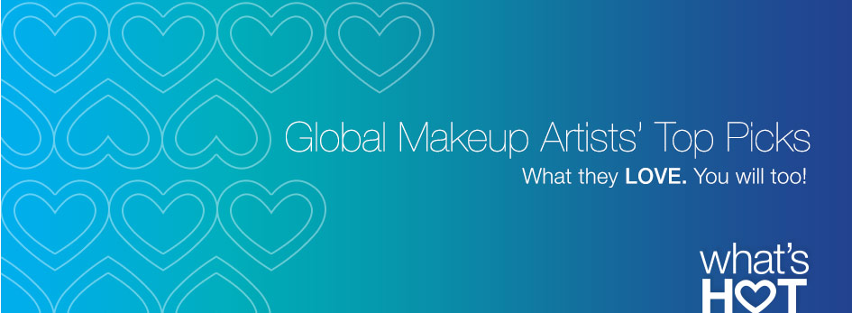 See the top picks from Mary Kay Global Makeup Artists.